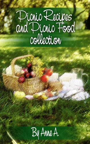 Picnic Recipes and Picnic Food Collection (English Edition) Dutch Oven Cooking Table