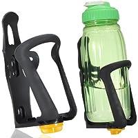 FamilyMall - Soporte de bidón para bicicleta (ajustable)