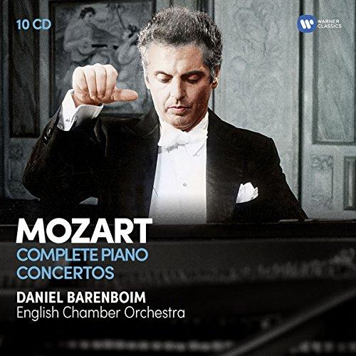 Mozart: Complete Piano Concertos (Coffret 10 CD)