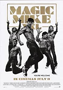 Magic Mike Mini Poster XXL