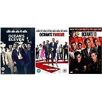 Ocean's Trilogy DVD Collection: Ocean's Eleven / Ocean's Twelve / Ocean's Thirteen (Ocean's 11 / Ocean's 12 / Ocean's 13) by Catherine Zeta-Jones