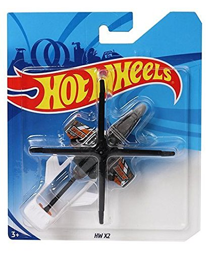 Hot Wheels Sky Jet- Hw X2