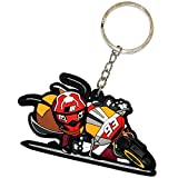 VR46 Schlüsselanhänger Marc Marquez 93 Ant Motorrad Honda MM93 Moto GP