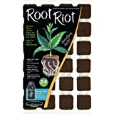 Growth Technology - Fertilizante Root Riot, Paquete de 24