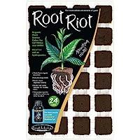 Cubetti per radicaggio - growth Technology Root Riot, pacco da 24