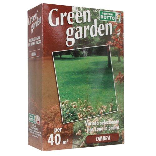 Rénovateur pelouse Green Garden spécifique pour ombre