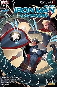 All-New Iron Man Avengers nº12 - Brian Michael Bendis