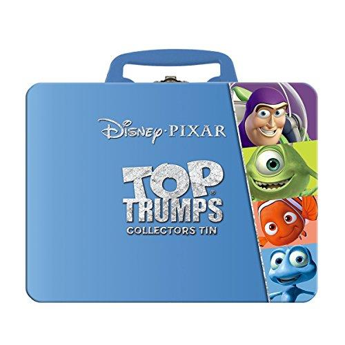 Top Trumps Pixar coleccionistas Tin–Set de Juego de...