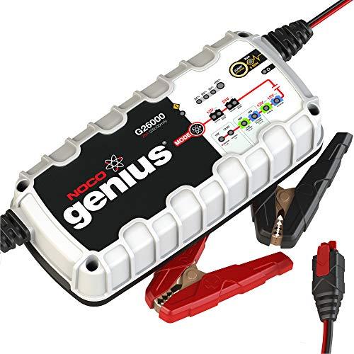 NOCO G26000EU 12V/24V 26 Amp Intelligente Caricabatteria e Mantenitore di Carica automatico per Auto, Moto e Altro
