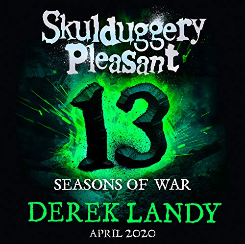 Picture of Seasons of War (Skulduggery Pleasant, Book 13)