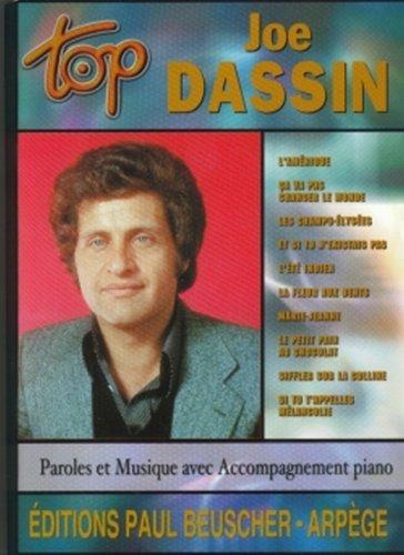Top Dassin --- Chant, Guitare Ou Piano