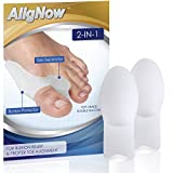 Best Bunion Correctors - Bunion Relief Pack - 2 Bunion Pads Toe Review