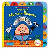 Lucy Cousins Treasury of Nursery Rhymes Book and CD (Book & CD) by Lucy Cousins (4-Jun-2015) Hardcover