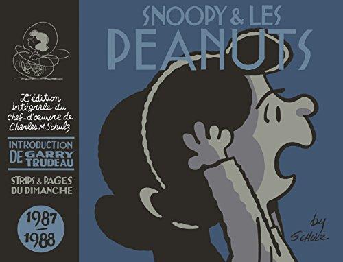 Snoopy et les Peanuts, Intégrale Tome 19 : 1987-1988