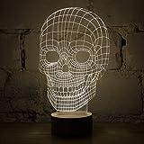 3D USB LED Lampe Nachtlicht Leuchtmotiv