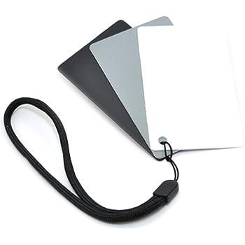 JJC GC-2kleine Größe Balance Cards-Weiß (3Stück)