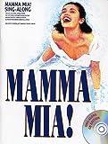MAMMA MIA! Sing along Vocal Selections Songbook (+CD) mit Bleistift -- Die 12 beliebtesten Hits des ABBA-Musicals arrangiert für Gesang, Klavier und Gitarre (Noten/sheet music)