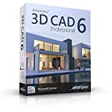 Product icon of 3D CAD Architecture 6 Professional Win (Product Keycard