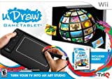 uDraw Game tablet with uDraw Studio: Instant Artist - Black - Nintendo Wii by THQ
