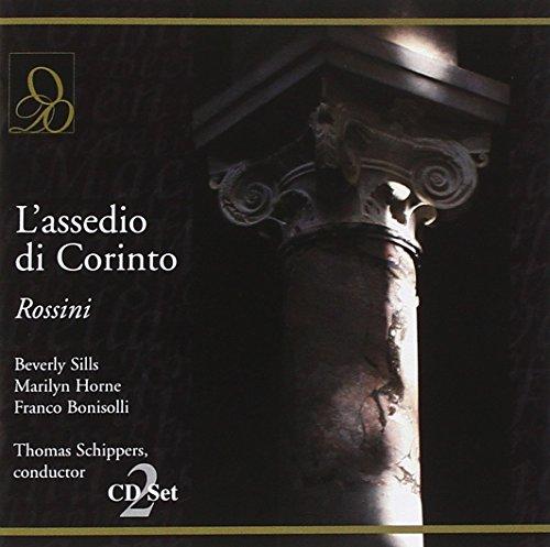 Rossini : L'assedio di Corinto. Sills, Horne, Washington, Schippers.