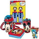 Stor Verano - Pack de botellas, termos y moldes, diseño Mickey