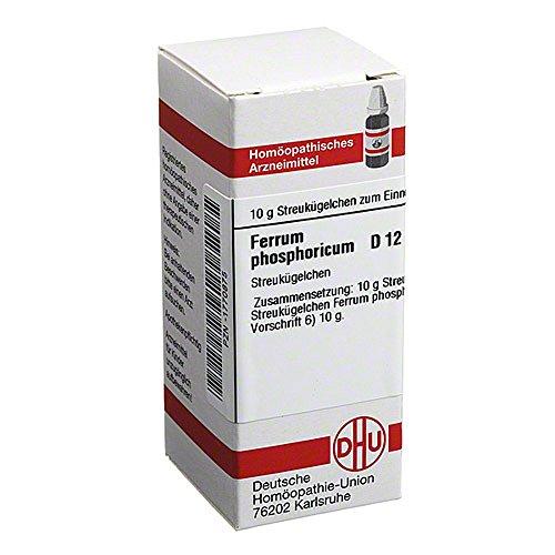 Ferrum Phosphoricum D 12 Globuli 10 g