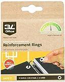 Fisherclark WS5002 autoadesivi anello di rinforzo (confezione da 1000)