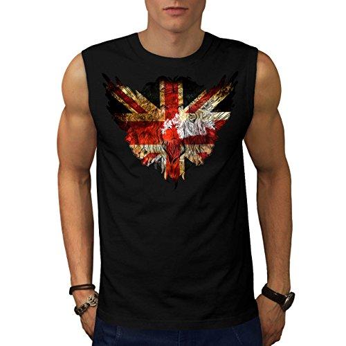 british-flag-lion-gb-identity-men-new-black-m-sleeveless-t-shirt-wellcoda