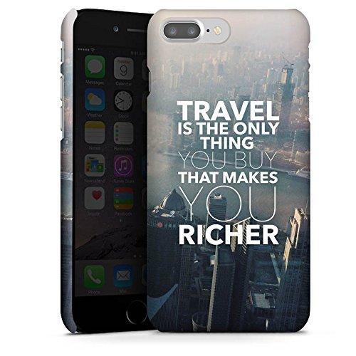 Apple iPhone X Silikon Hülle Case Schutzhülle Sprüche Reisen Stadt Premium Case matt