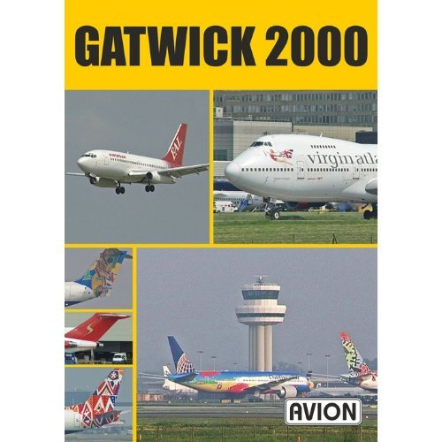 Avion Gatwick 2000 DVD