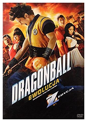 Dragonball Evolution [DVD] [Region 2] (IMPORT) (Keine deutsche