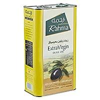 Rahma Olive Oil Extra Virgin Tin - 3 Liter
