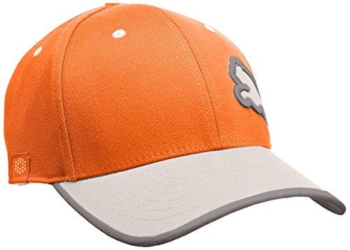 Puma Gf Line Fit Co Casquette de golf Homme Orange/Blanc FR : Taille unique (Taille Fabricant : OSFA)
