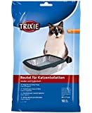 Trixie Litter tray bags, XL: up to 56 × 71 cm, 10 pcs
