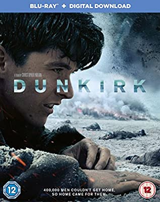 Dunkirk [Blu-ray + Digital Download] [2017]
