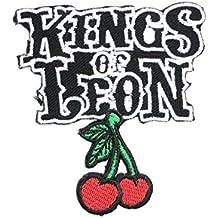 /Kings of Leon/ /zum Aufb/ügeln Ecusson-Patches Aufnaher Toppa/