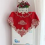 Outdoor-klimaanlage-kühlschrank-cover Staubdichte Abdeckung Kühlschrank-handtuch Decken Handtücher-A 125x125cm(49x49inch)
