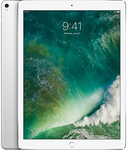 Apple iPad Pro MP6H2HN/A Tablet (256GB, 12.9 Inches, WI-FI) Silver, 4GB RAM Price in India