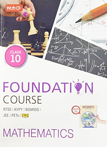 Mathematics Foundation Course for JEE/Olympiad - Class 10