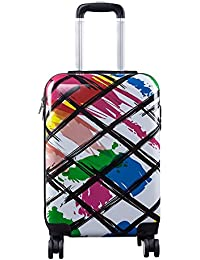 JET LAG CARRY-ON CASE Bagage Cabine, 97 cm, Multicolore