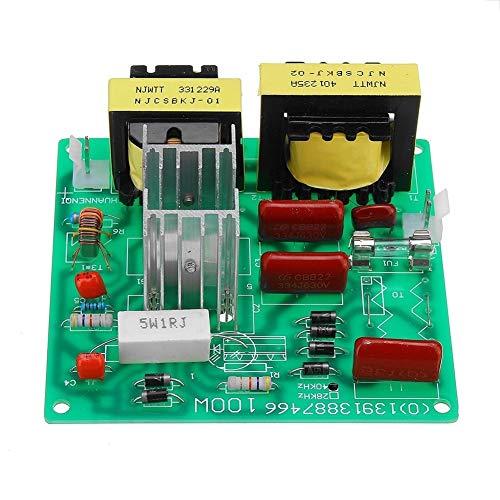 HDHUA Accessori di Modifica AC 110V 100W Ultrasonic Cleaner Driver Power Board Alto rendimento del modulo in 1Pc 50W 40K Piazza del trasduttore