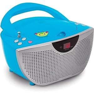 BigBen CD55 AU324723 Radio Portable Stéréo CD Kids Bleu