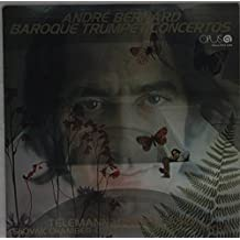 Baroque Trumpet Concertos [Vinyl Single 12'']
