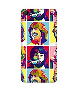 Beatles-2 HTC Desire 728 Case