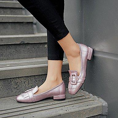 Confortevole ed elegante piatto scarpe donna Appartamenti Primavera Estate Autunno Comfort suole luce similpelle Matrimoni Ufficio Outdoor & Carriera Party & abito da sera Casual tacco piatto Pink