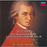 Mozart:Davide Penitente