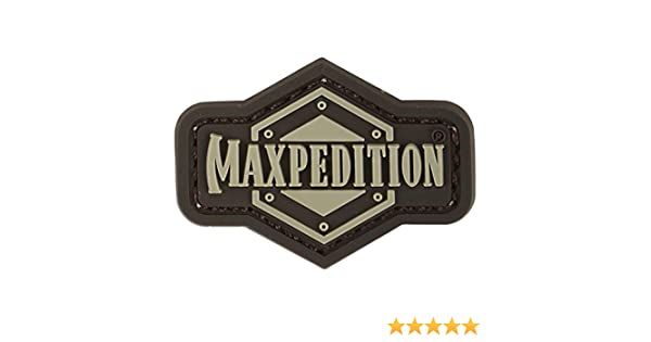 Arid Moral Patch Maxpedition 1 Pouce Logo