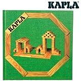 Livre d'art tome 3 vert Kapla
