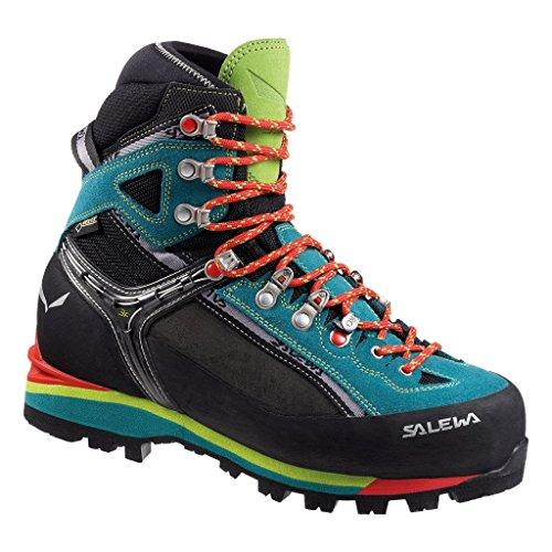 SALEWA Damen WS Condor EVO GTX (M) Trekking-& Wanderstiefel, Türkis (Cactus/Venom), 38 EU