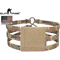 Elite Tribe Tactical Chaleco 3-Band CP Estilo Lite fajín para: AVS/JPC Chaleco Multicam